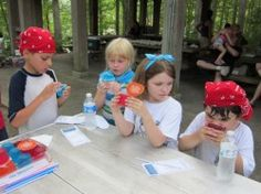 Amazing Race games for kids