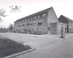 kerkhofstraat christiaan /schootstrastraat 1988 Historisch Centrum Leeuwarden - Beeldbank Leeuwarden
