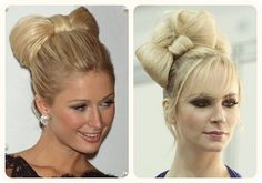 5 DIY Hair Bow Ideas and Creations Collection celebrities hair bow hairstyles