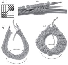 "Water Twist - DROPS Moebius sjal med strukturmønster i ""Alpaca"" og ""Kid-Silk"". Str S - XXXL. - Free pattern by DROPS Design"