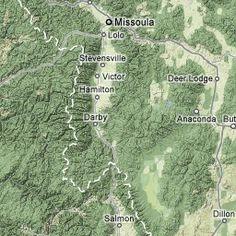 Sapphire Mountains Montana Map.16 Best Bitterroot Hiking Images Flathead Lake Montana Montana