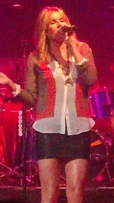 Twitter / gerrinnesmac1: Grace Potter at the Houston House of Blues