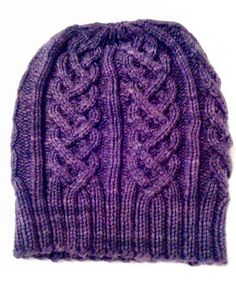 Knit hat for me for next winter - need to pick a color.