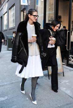 Invloedrijk modemens Jenna Lyons | Harper's Bazaar