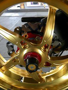 Ducati 848 R