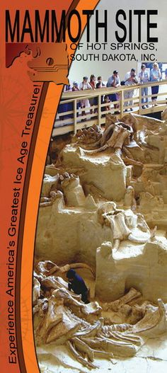 Discover the Mammoths. Official 2007 Mammoth Site Brochure