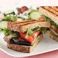 http://www.eatingwell.com/recipes/grilled_eggplant_portobello_sandwich.html