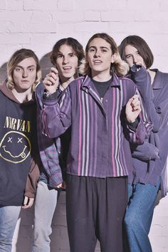 Swim Deep, THE most adorable band ever.