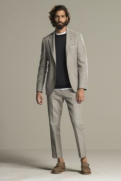 Brunello Cucinelli - Spring 2016 Menswear - Look 19 of 34