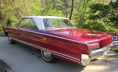 1966 Chrysler Newport 2dr hardtop