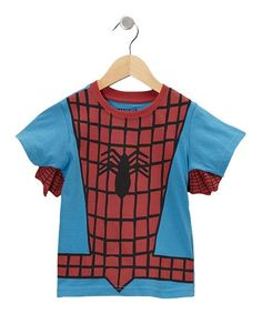 Childrens Apparel Network Spider-Man Dress-Up Tee - Toddler | zulily