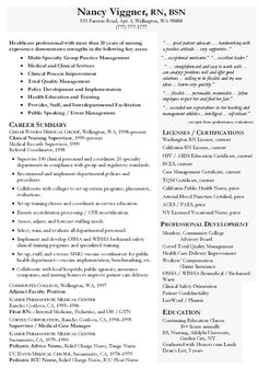 sample nurse manager resume best example quotes quotesgram - Typist Resume
