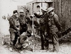 De tankslag bij Cambrai (1917)