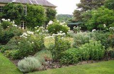 Weißer Garten Sissinghurst sissinghurst garden weisser garten englische gärten