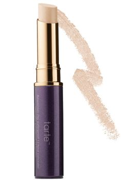 These waterproof wonders are perfect for the beach or the pool: Tarte Amazonian Clay Waterproof 12-Hour Concealer. Get it here.