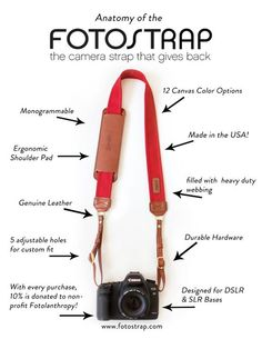 Enter to win a Fotostrap camera strap! Dslr Camera Straps, Overcoming Adversity, Giving Back, Shoulder Pads, Short Films, Inspiring People, Leather, Photography, Portrait