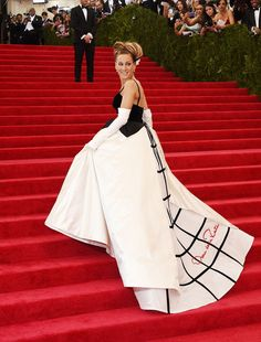 Emma Stone, Beyonce, and Others at the Met Ball: Vote on Your Favorite!