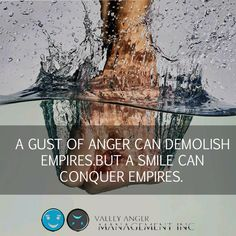 Anger is your enemy. Control it before it controls you. Anger Management Classes, How To Control Anger