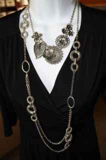 Botanical Necklace (short) Runway Necklace (long) Love this