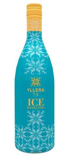 Yllera 7.5 Ice Revolution , la revolución en frizzantes Hot Sauce Bottles, Ice, Wine, Ale, Ice Cream
