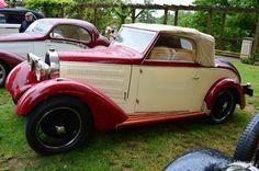 1930 Bugatti 40A Ganglof