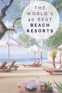World's Best Beach Resorts: Readers' Choice 2014