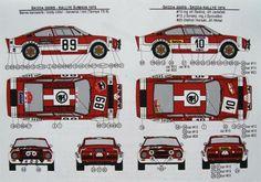Skoda RS130 - Skoda Rallye 1974 Sport Cars, Race Cars, Car 15, Old Cars, Cars And Motorcycles, Garage, Retro, Vehicles, Top