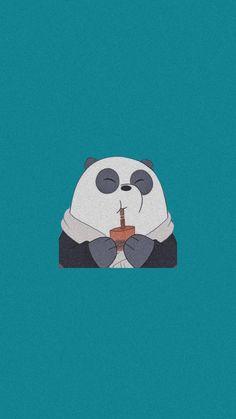 Cute Walpaper, Cute Black Wallpaper, Cute Panda Wallpaper, Cute Tumblr Wallpaper, Soft Wallpaper, Funny Iphone Wallpaper, Disney Phone Wallpaper, Bear Wallpaper, Emoji Wallpaper