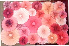 Paper Medallion Backdrop (40x60). $185.00, via Etsy.....but I could totally make this and what a great photo background