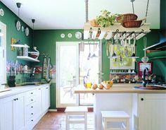 Kitchen # Cocina-ordenada