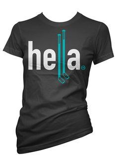 HELLA HOCKEY WOMANS for the San Jose Sharks fan #Tealbabes #sjsharks #NHL #Hockey www.diehard.co