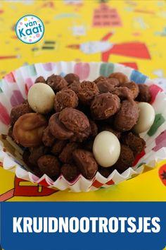 Maak iets lekkers met je kinderen om in Sinterklaas sfeer te komen: deze kruidnootmuffins bijvoorbeeld. Je vindt dit recept en nog meer in mijn blog. Cereal, Snacks, Cookies, Breakfast, Desserts, Blog, Crack Crackers, Morning Coffee, Tailgate Desserts