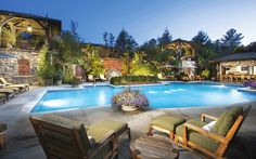 Old Edwards Inn & Spa in North Carolina   Based on the results of our World's Best Awards survey, these were the absolute best hotels in every state in 2016.