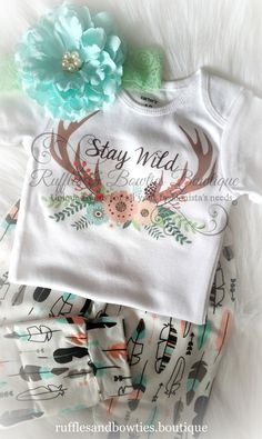 Created+for+your+little+free+spirit!!!+This+versatile+onesie+accents+any+outfit...  THIS+LISTING+IS+FOR+THE+ONESIE+ONLY+-+$16.99  Accessories+not+include,+but+can+be+purchased+through+listing  *+Hand+washing+is+suggested*+  Exclusively+designed+by+Kryssi+Kouture+@+Ruffles+&+Bowties+Bowtiq...