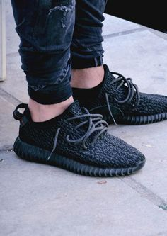 ADIDAS YEEZY BOOST 350 INFANT 5 10K PIRATE BLACK BB 5355