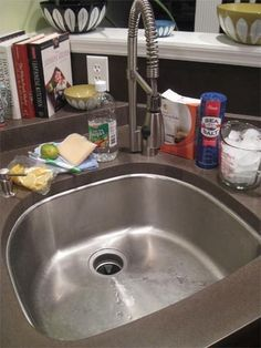 Bad Smell From Sink When Running Water Kitchen