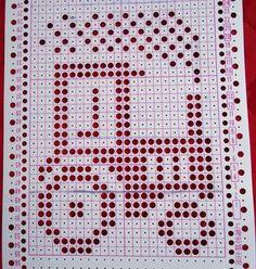 Яндекс.Фотки Filet Crochet, Bobble Crochet, Bobble Stitch, Crochet Bear, Baby Boy Knitting Patterns, Knitting Machine Patterns, Knitting Charts, Baby Knitting, Crochet Patterns