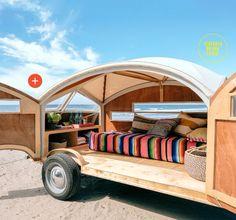 Hütte Hut