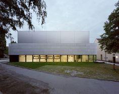 Ahlbrecht Felix Scheidt Kasprusch · Research & Sports Hall of Humboldt University