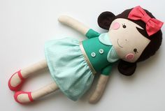 Rag dolls and toys from Anabela Félix. Discussion on LiveInternet - Russian Service Online Diaries