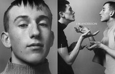 before you kill us all: AD CAMPAIGN J.W. Anderson Spring/Summer 2014 by Jamie Hawkesworth
