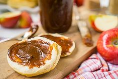 Homemade Recipe for Apple Butter in Slow Cooker