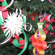 Polish Christmas Traditions | Polish Ornament Making - Pictures of Ornament Making at the Polish ...