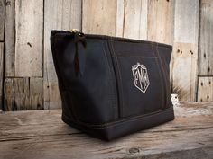 Cosmetic Carry-On Mother's Day Cosmetic Case by LifetimeLeatherCo