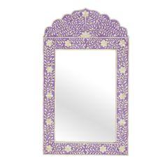 Jaipur Mirror - Lavender