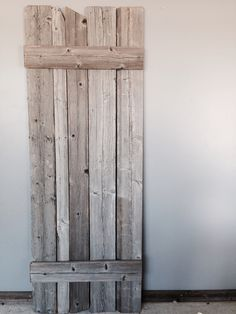 Naturally aged barn wood from the Okanagan, BC. Interior Barn Doors by GOATGEAR. Interior Sliding Barn Doors, Modern Rustic Decor, Barn Wood, Tall Cabinet Storage, Decorating, Design, Home Decor, Decor, Decoration