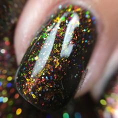 Glam Polish Dark Arts Collection LE (partial) - The Polished Pursuit Green And Gold, Blue Gold, Red Green, Periwinkle Blue, Indie Brands, Jewel Tones, Dark Art, Iridescent, Polish