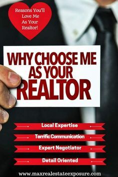 What Are The Benefits of Having a Buyers Real Estate Agent? Find Out All The Things An Exceptional Realtor Does For You: http://www.maxrealestateexposure.com/real-estate-agent-do-for-home-buyers/