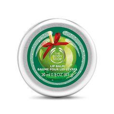 Baume pour Les Lèvres Pomme Glacée -Baume à Lèvres   The Body Shop