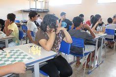 Clube de Xadrez Marabá: Oficinas de Xadrez Escolar - Junho 2016